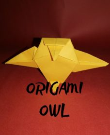 how to make a origami owl