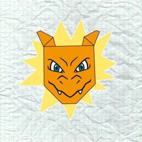 Papercraft Pokemon-Charizard - YouTube   500x500