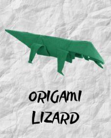 tutorial-origami-lizard