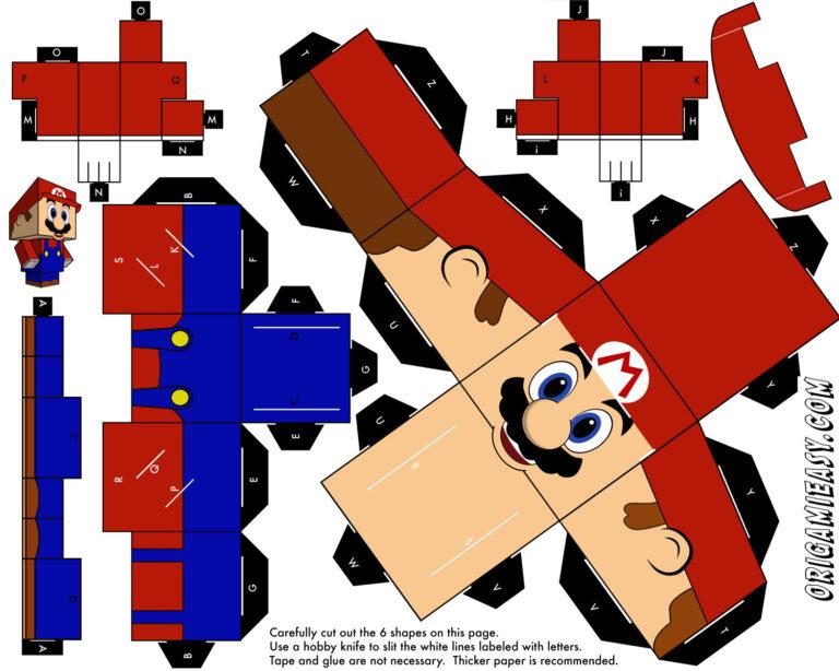 Inu X Boku Ss Papercraft