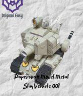 metal slug-vechicle-001-pdf-template-papercraft