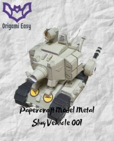 metal slug-vechicle-001-pdf-template-papercraft