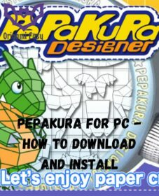 pepakura-for-pc-how-to-download-and-install